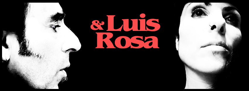 luis&rosa music band banner